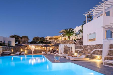 Vencia Boutique Hotel in Mykonos