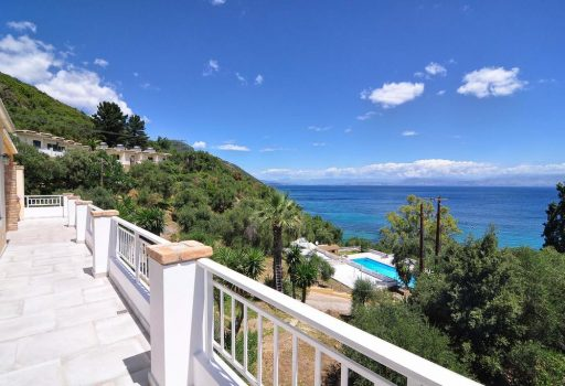 Veroniki Penthouse Deluxe Apartment – Corfu