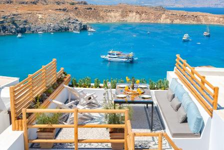Lindos Shore Summer House – Rhodes
