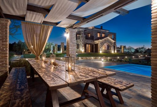 Palazzo Di P Villa, World 5th Award – Zakynthos