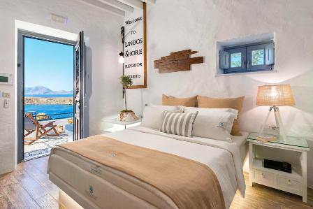 Lindos Shore Superior Studio – Rhodes