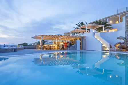 Boheme Mykonos Town – Small Luxury Hotels of the World